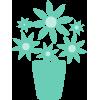 uredjenje bilnim materijalom-floris