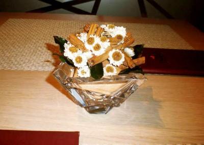 Aranžmani od suvog cveća